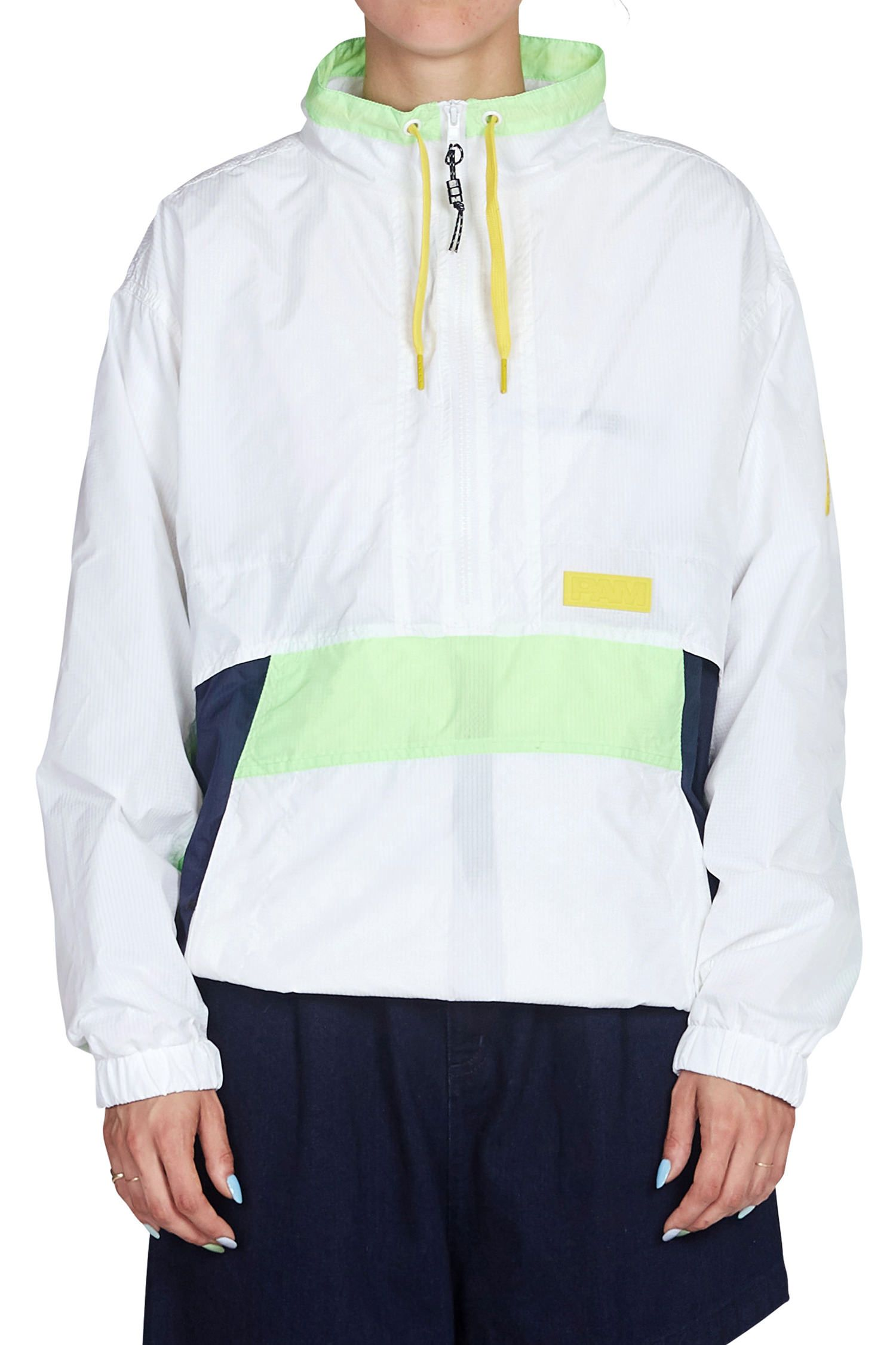 39076_TIME_FOLDS_TRACK_PULLOVER_-_white_navy_green_-_2